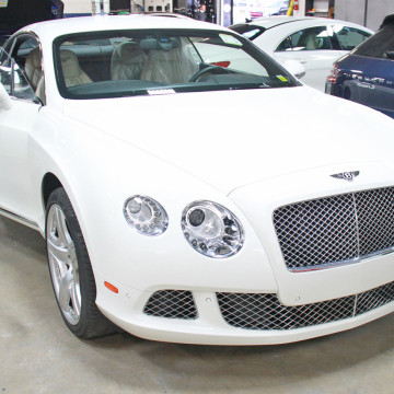 white-bentley